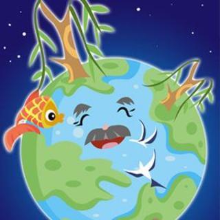 地球公公的清洁工_童心读世界