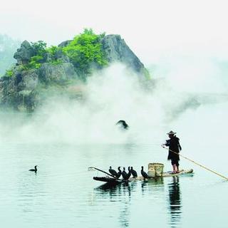 介绍: 一条清溪,流淌中国最早的山水诗歌;几座古村,编织渔樵耕读的