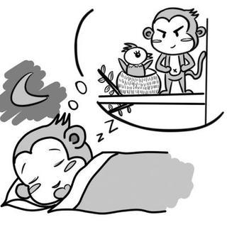 《不爱睡觉的小猴子》主播:姗姗姐姐