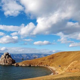 贝加尔湖畔