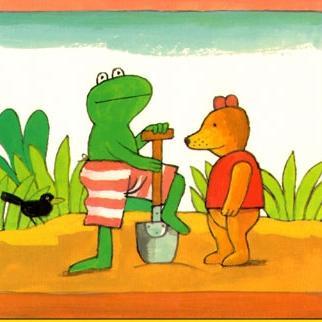 青蛙弗洛格的成长故事(1)