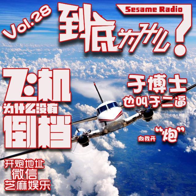 飞机为什么没有倒档 vol.28《到底为什么?
