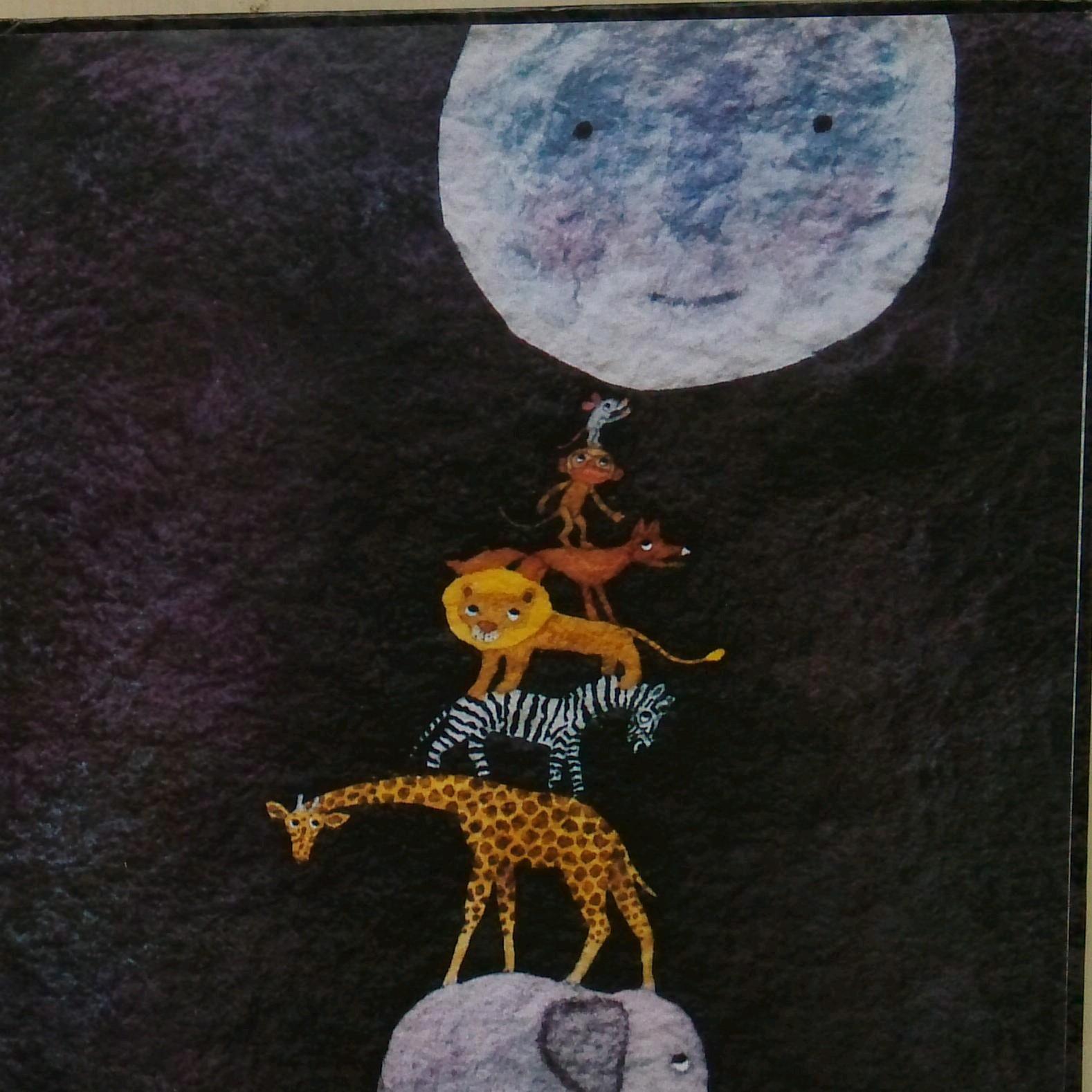 【月亮的味道】_听读绘