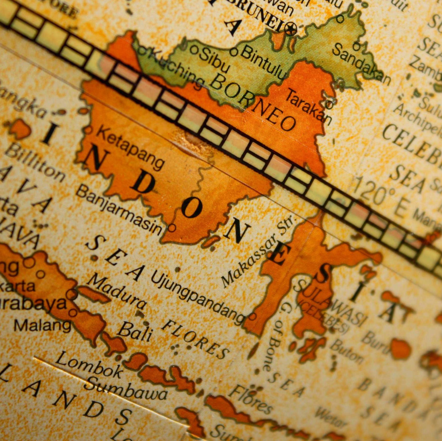 巴厘岛和巴淡岛