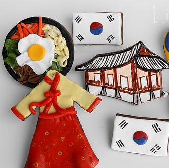 """韩语课堂-2课常用语_""""霖"""""""