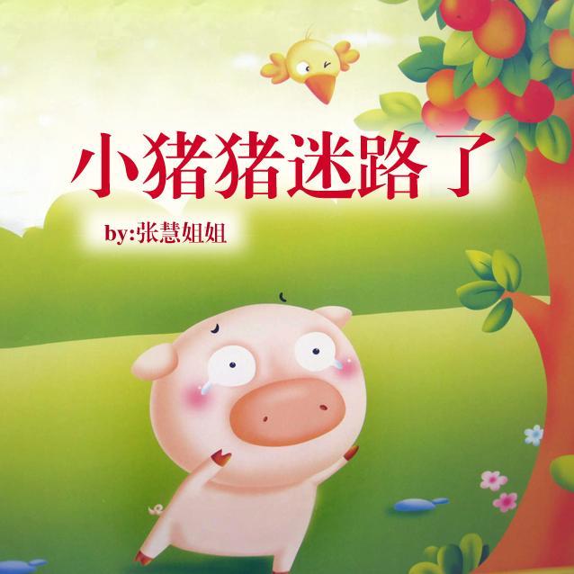 小猪猪迷路了-张慧姐姐