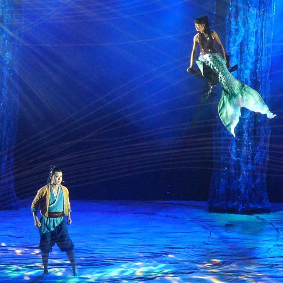 《东海人鱼》亮相儿童戏剧节