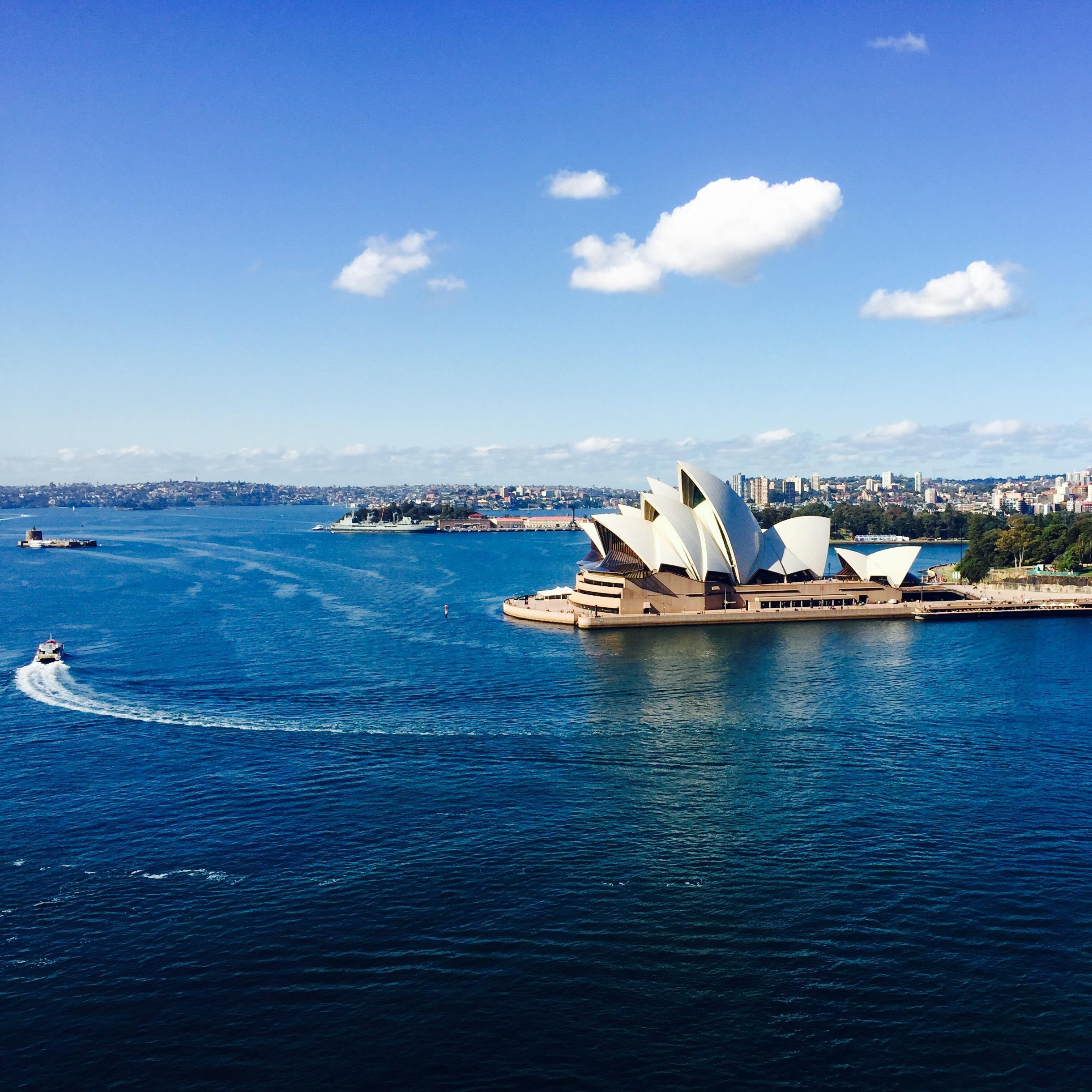 六层楼   澳大利亚,我们一路向北