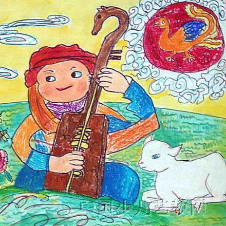 第四十期:蒙古民族乐器--马头琴【主播:孙冰衡】图片