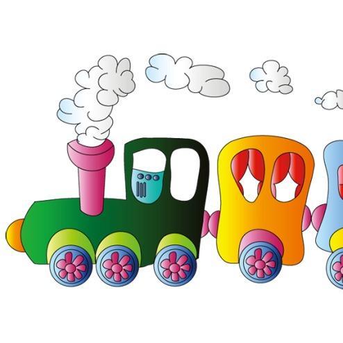 《逃跑的小火车头》| 景谷第二幼儿园