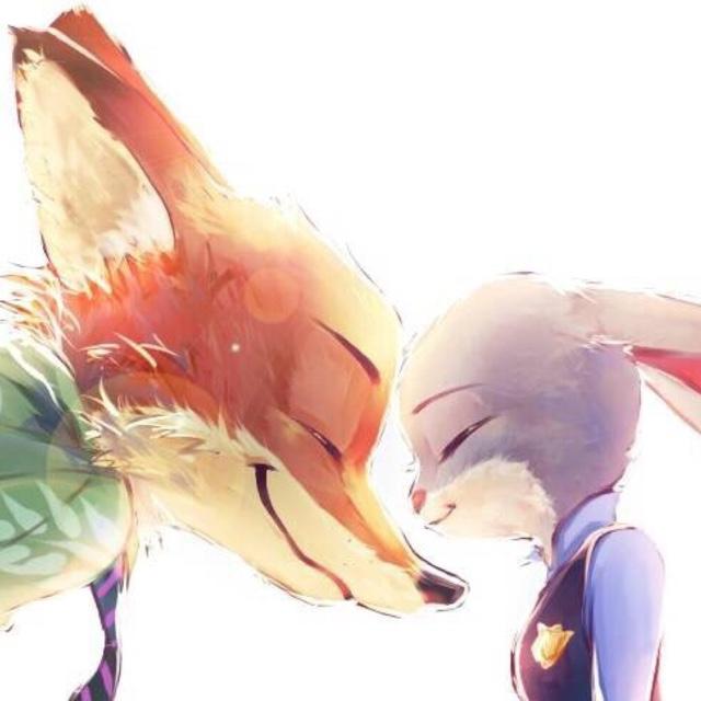 兔子与狐狸