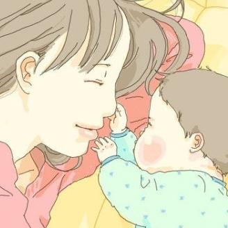 母亲节快乐#妈妈你在我心里永远都是小仙女