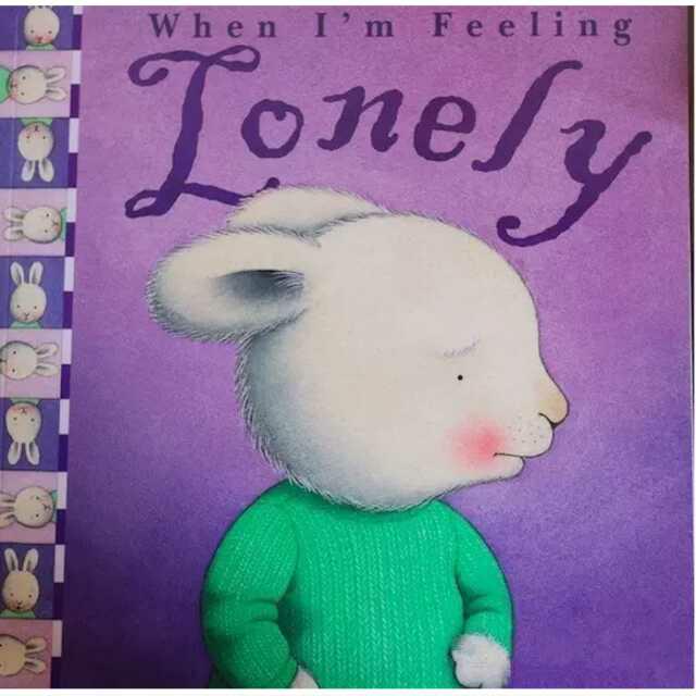 【亲爱的晚安】当我感到孤独的时候