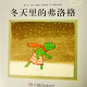 冬天里的弗洛格 青蛙弗洛格的成长故事