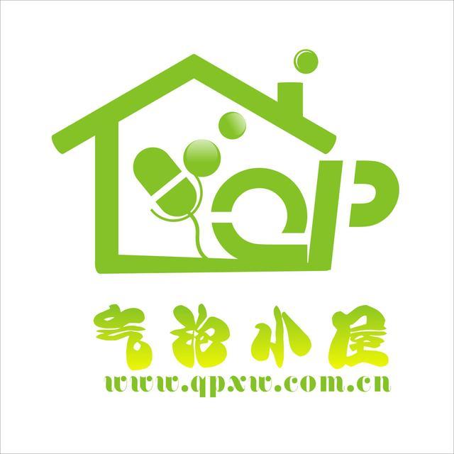健康小屋logo设计
