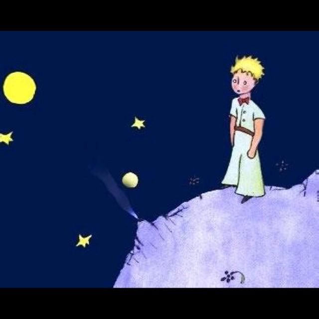 小王子的图片