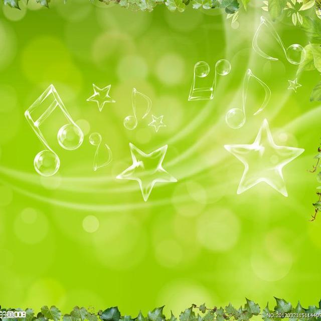 背景 壁纸 绿色 绿叶 设计 矢量 矢量图 树叶 素材 植物 桌面 640_640