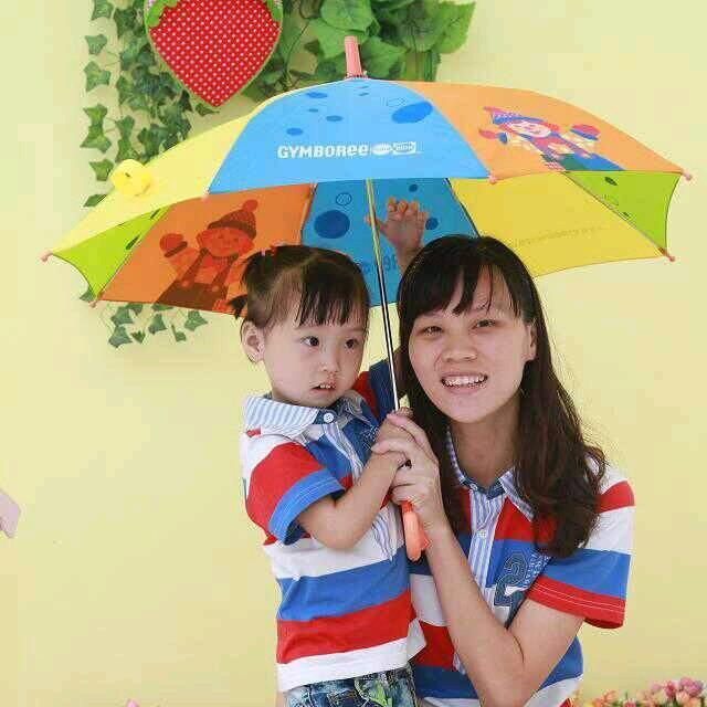 可爱的雨伞故事
