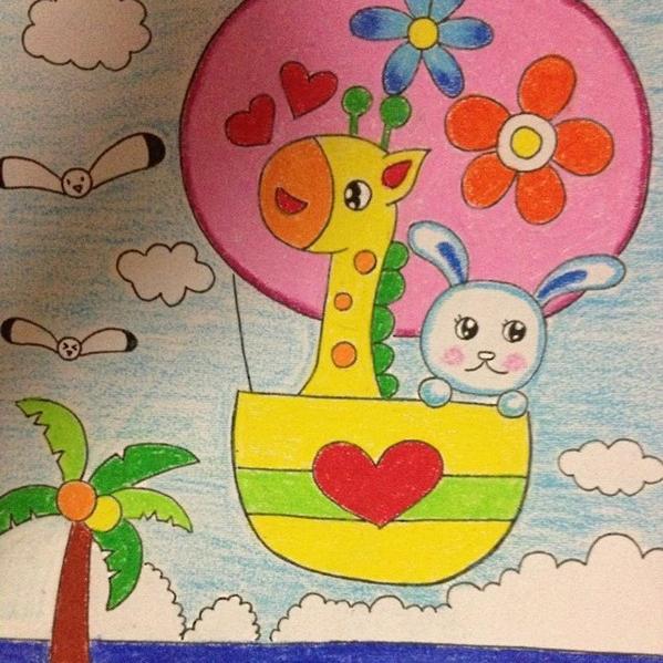 幼儿简易图画大全_儿童画简单的恐龙_画画大全